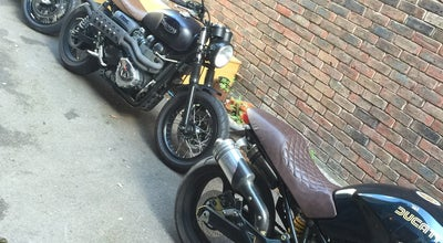 Photo of Motorcycle Shop Bolt Motorcycles at Arch 3, 274 Richmond Road, London E8 3QW, United Kingdom