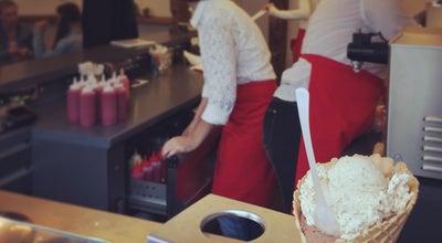 Photo of Ice Cream Shop Oecher Eis-Treff at Bismarckstr. 72, Aachen 52066, Germany