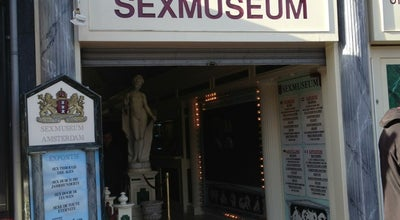 Photo of Arts and Entertainment Sexmuseum at Damrak 18, Amsterdam 1012 LH, Netherlands