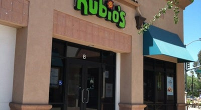 Photo of Mexican Restaurant Rubio's at 2751 W Hillcrest Dr, Newbury Park, CA 91320, United States