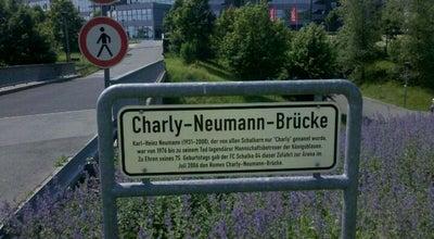 Photo of Historic Site Charly-Neumann-Brücke at Ernst-kuzorra-weg, Gelsenkirchen, Germany