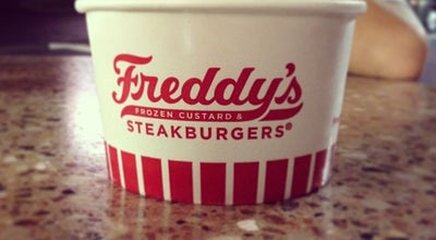 Photo of Fast Food Restaurant Freddy's Frozen Custard & Steakburgers at 1365 Jungermann Rd, Saint Peters, MO 63376, United States