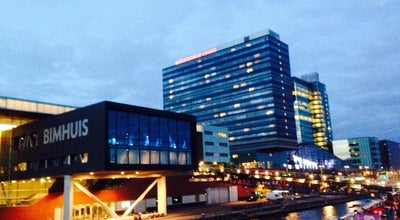 Photo of Hotel Mövenpick Hotel Amsterdam City Centre at Piet Heinkade 11, Amsterdam 1019 BR, Netherlands