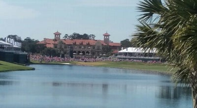 Photo of Golf Course The Bluff on 18 at THE PLAYERS at 103 Championship Way, Ponte Vedra Beach, FL 32082, United States