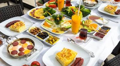 Photo of Cafe La Gazzetta Coffee&Restaurant at İncilipınar Mahallesi Gazi Muhtar Paşa Bulv. Nışantaşı Sokak No:19, Şehitkamil/ Gaziantep, Turkey