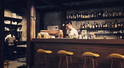 Photo of Cafe The Curator, Coffee & Cocktails at 194 Legaspi St, Legaspi Park View, Makati, Philippines