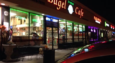 Photo of Bagel Shop LI 24 Hour Bagel Cafe at 3444-3458 Long Beach Rd, Oceanside, NY 11572, United States