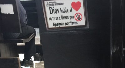 Photo of Church Jesus Nazareno at Realito, Mexico