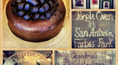 Photo of Bakery Purple Oven at Sacred Heart St., Makati, Philippines