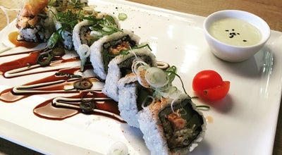 Photo of Japanese Restaurant Ann Sushi & Finefood Kim + Umino at Holtenauer Str. 2-8, Kiel 24105, Germany