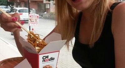 Photo of Chinese Restaurant CM Noodle at Küçükbakkalköy Mh.bağlık Sk. No:6/b Dükkan1 Ataşehir, Turkey