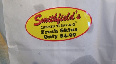 Photo of BBQ Joint Smithfield's Chicken 'N Bar-B-Q at 5050 Fayetteville Rd, Lumberton, NC 28358, United States