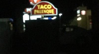 Photo of Mexican Restaurant Taco Palenque at 409 E Trenton Rd, Edinburg, TX 78539, United States