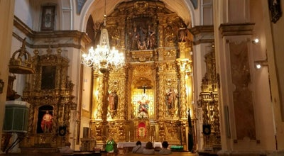Photo of Church Iglesia De La Vera Cruz at Spain