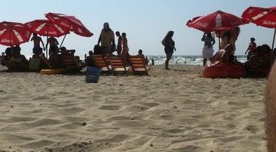 Photo of Beach Bianki Beach | شاطئ بيانكي at Agamy, Egypt