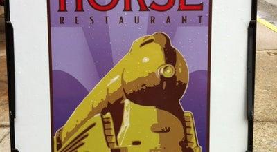 Photo of American Restaurant Iron Horse Restaurant at 100 S Railroad Ave, Ashland, VA 23005, United States
