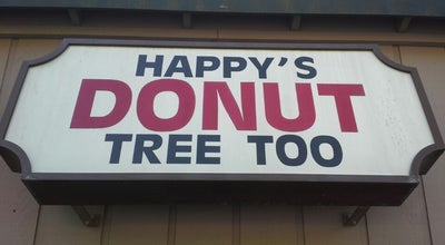 Photo of Donut Shop Happy Donuts Tree Too at 1655 W Imola Ave, Napa, CA 94559, United States