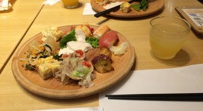 Photo of Breakfast Spot 菜蒔季−さいじき− at 難波中2-10-70, 大阪市浪速区 556-0011, Japan