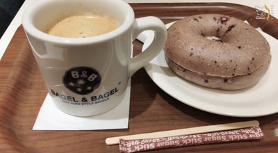 Photo of Bagel Shop BAGEL & BAGEL with She Knows Bakery 武蔵小杉東急店 at 中原区小杉町3-472, 川崎市 211-0063, Japan