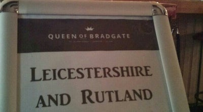 Photo of Pub Queen of Bradgate at 97 High St, Leicester LE1 4JB, United Kingdom