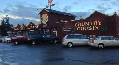Photo of American Restaurant Country Cousin Restaurant at 1054 Harrison Ave, Centralia, WA 98531, United States
