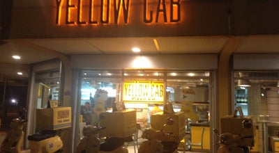Photo of Pizza Place Yellow Cab Pizza Co. at Marcos Hwy, Marikina City, Philippines