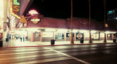 Photo of Boutique Las Vegas Harley-Davidson Shop at 328 Fremont St, Las Vegas, NV 89101, United States