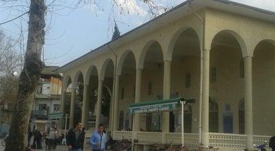 Photo of Mosque Buyuk cami at Sadik Agmet Caddesi, Osmaniye, Turkey
