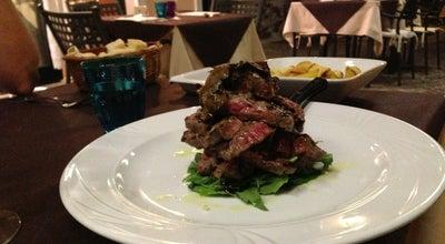 Photo of Italian Restaurant Osteria La Contrada at Via Bastione, 1, Riva del Garda 38066, Italy
