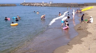 Photo of Beach 椎谷海浜公園 at 椎谷, 柏崎市, Japan