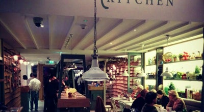 Photo of Restaurant Muriel's Kitchen at 36-38 Old Compton St, London W1D 4TT, United Kingdom