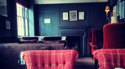 Photo of Modern European Restaurant Soho House 21 at 21 Old Compton Street, London W1D 5JJ, United Kingdom