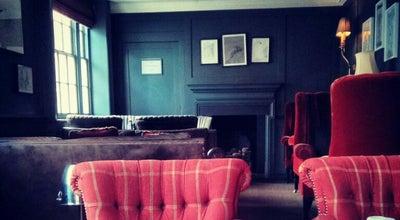 Photo of Lounge Soho House at 40 Greek St, Soho W1D 4EB, United Kingdom