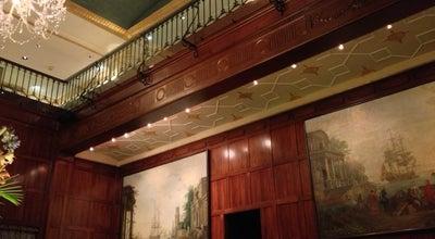 Photo of Wine Bar The Heathman Restaurant & Bar at 1001 Sw Broadway, Portland, OR 97205, United States