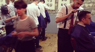 Photo of Salon / Barbershop Murdock Barbers at 46 Redchurch St., Hackney E2 7DP, United Kingdom