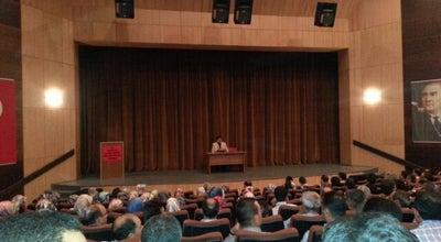 Photo of Cultural Center Piri Reis Kültür Merkezi at Karaman, Turkey