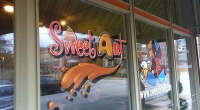 Photo of Cafe SweetArt at 2203 S 39th St, Saint Louis, MO 63110, United States