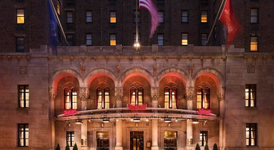 Photo of Hotel New York Marriott East Side at 525 Lexington Avenue, New York City, NY 10017, United States