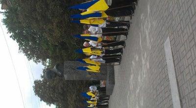 Photo of Monument / Landmark Памятник Т.Г.Шевченко at Житомир, Ukraine