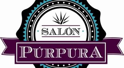 Photo of Bar Salón Púrpura at García Obeso 169, Morelia 58000, Mexico
