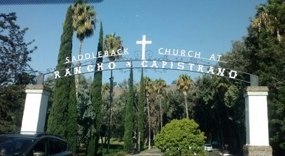 Photo of Church Saddleback Rancho Capistrano at 29251 Camino Capistrano, Laguna Niguel, CA 92677, United States