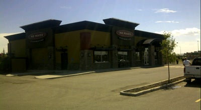 Photo of Steakhouse Mr. Mikes Steakhouse & Bar at 130 Sierra Springs Dr, Airdrie, AB T4B 3G6, Canada