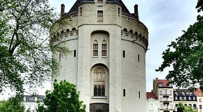 Photo of Historic Site Porte de Hal / Hallepoort at Brussels 1000, Belgium