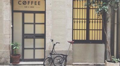 Photo of Coffee Shop Nømad Coffee Lab & Shop at Ptge. Sert, 12, Barcelona 08003, Spain