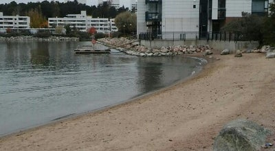 Photo of Beach Tyrskyvuoren uimaranta at Tyrskyranta, Espoo 02320, Finland