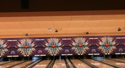 Photo of Bowling Alley Sunset Station Bowling at Henderson, NV, United States
