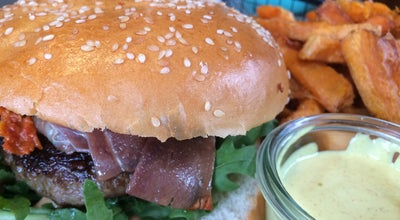 Photo of American Restaurant Bang Bang Burgers & Beer at Weberstrasse 72, Gelsenkirchen 45879, Germany