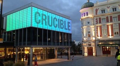 Photo of Theater Crucible Theatre at 55 Norfolk St, Sheffield S1 1DA, United Kingdom