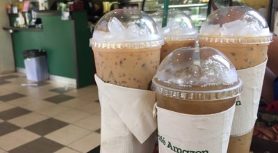 Photo of Coffee Shop Cafe' Amazon @PTT. Nongsai at Muang Udon Thani, Thailand