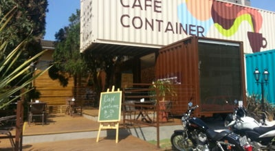 Photo of Coffee Shop Café Container at R. Antônio Lapa, 1080, Campinas, Brazil